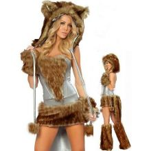 Cats & bunny, animal costumes