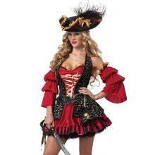 Spanish Pirate Costume DR3777