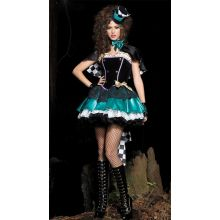 Deluxe Tea Time Mad Hatter Costume DR3692
