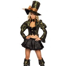 Halloween Gotic Doll DR3122
