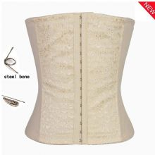 Steel Boned Waist Cincher Lace Underbust Corset CO2307-W