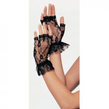 Lace gloves AC4149-X