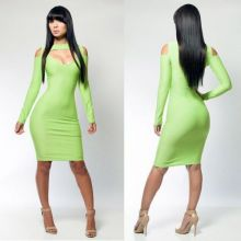 Cut out dress DR3088-G