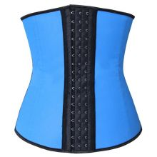 Underbust latex corset CO2335-B