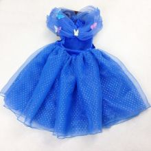 Cinderella Kid Princess Dress Costume F037
