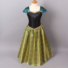 Disney Frozen Anna Coronation Day Dress F042
