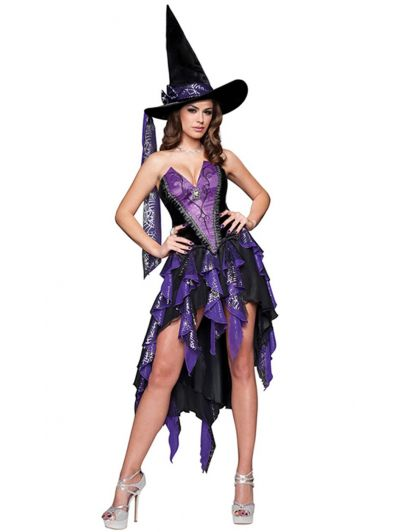 Deluxe Bewitching Beauty Costume DR39056
