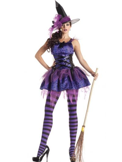 Starry Night Witch Costume  DR39058