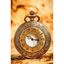FOR RENT Retro pocket watch N012