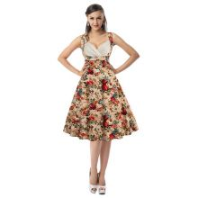 Vintage dress DR39099-FW