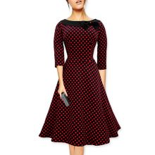 Vintage dress DR39108-XR