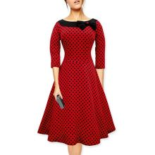 Vintage dress DR39108-RX