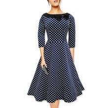 Vintage dress DR39108-BW