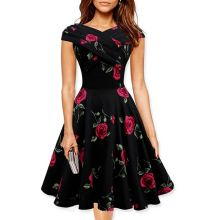 Vintage dress DR39110-XR