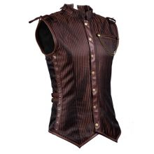 Steampunk men vest MD6038