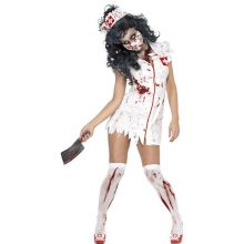 Nurse Nightmare Bloody Fancy Dress DR39117