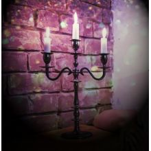 FOR RENT Candleholder 3 candles
