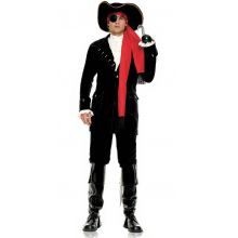 Men's Pirate Captain  Costume MD6039