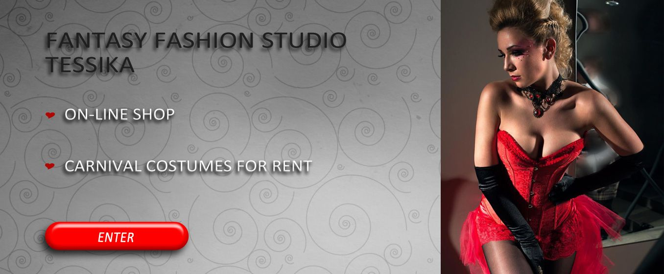 Fantasy fashion: on-line shop & rent